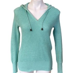 3/$15 Sonoma Knitted Hooded Sweater
